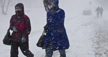 Синоптики ожидают в Москве рекордные за последние 30 лет холода