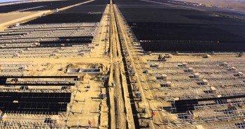 Запущена самая мощная в мире солнечная электростанция