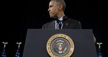 Опрос: более 50% американцев не одобряют внешнюю политику Обамы
