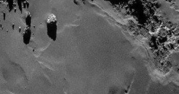 Выйти из сумрака: Philae окажется на солнечной стороне кометы и вновь заработает