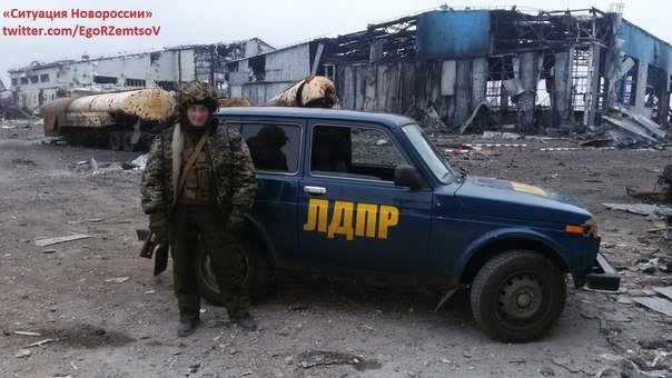 Внедорожник от Жириновского