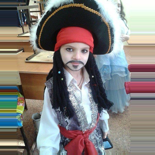 Смешные детские костюмы