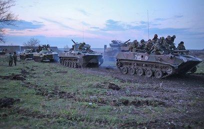 Бригада ВДВ вооруженных сил Украины, дислоцированная под Славянском