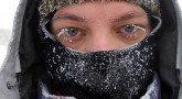 Сорокоградусные морозы в Томске