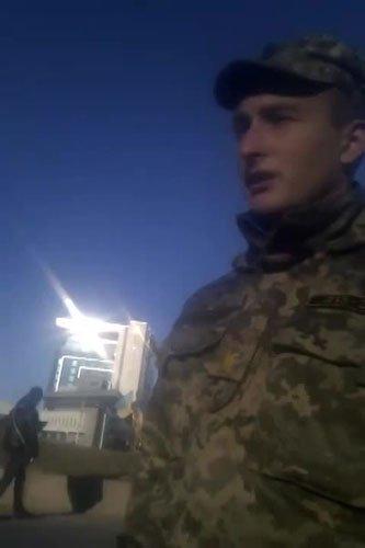 Видео скрытая камера солдаты из украины
