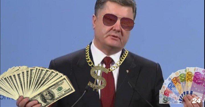У Порошенко не успели вовремя ответить на первую электронную петицию, касавшуюся свободного ношения оружия - Цензор.НЕТ 7967