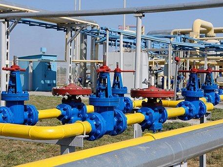 Работа Шебелинского отделения управления переработки газа