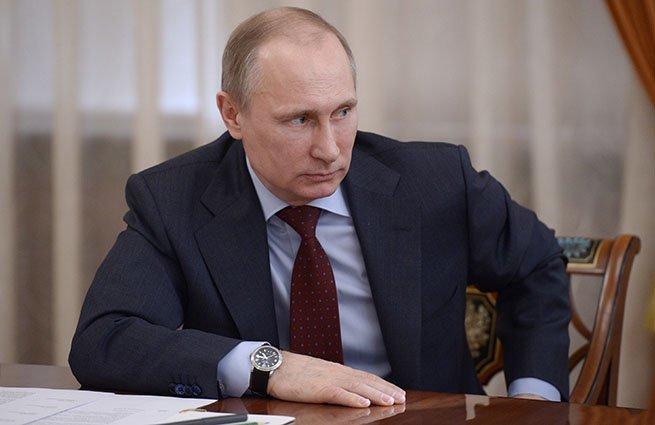Президент РФ встретился с членами Совета палаты Совета Федерации