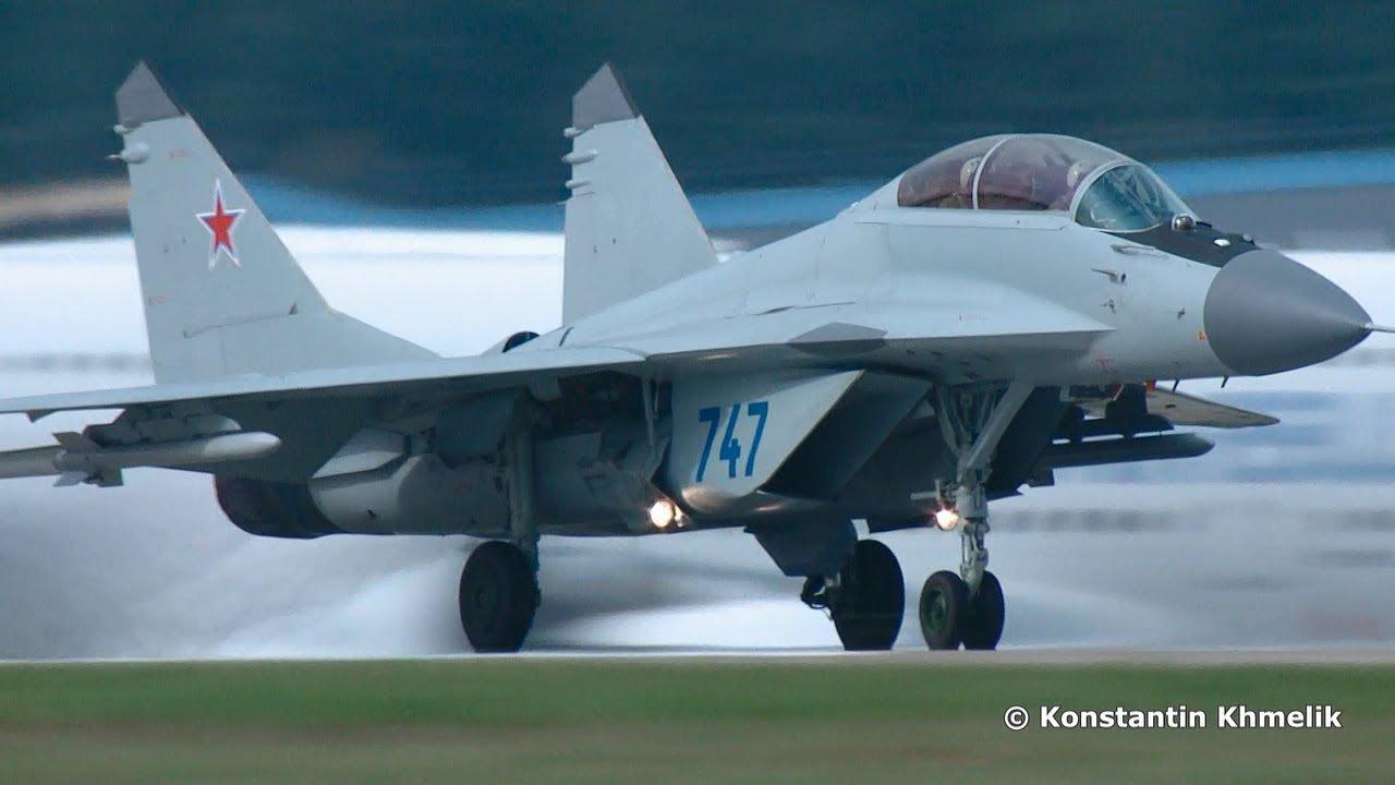 Сергей Коротков: «Российская самолетостроительная корпорация «МиГ» готова поставить истребители МиГ-35 Египту»