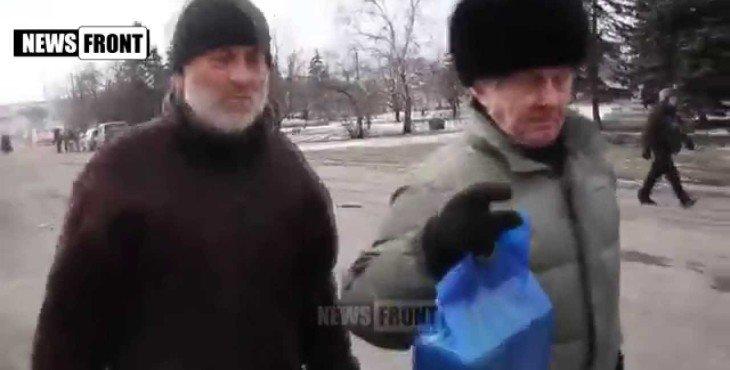 Жители Дебальцево: фашисты стреляли по нашим домам, выполняя заказ польской прессы