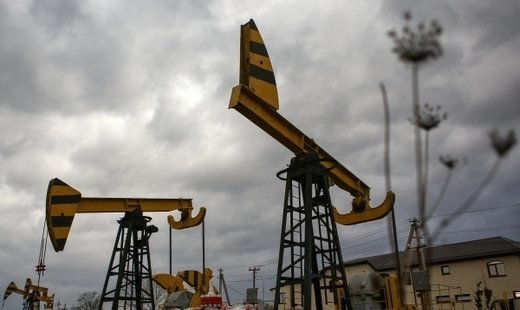 Нефтяные насосы в поселке Ахтырский Краснодарского края