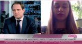 Интервью Анны Дурицкой на Дождь-ТВ