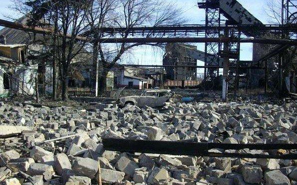 Репортаж упала водонапорная башня в артемовске