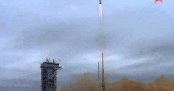 Ракета «Рокот» успешно вывела на орбиты космические аппараты и военный спутник