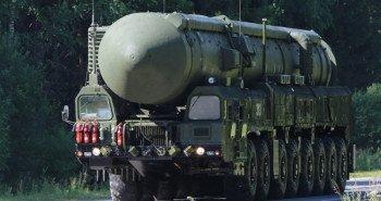 """РС-24 """"Ярс"""". Фото: Вадим Савицкий / РИА"""