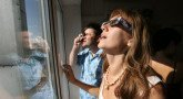 Авиакомпания организует из Мурманска спецрейс в солнечное затмение