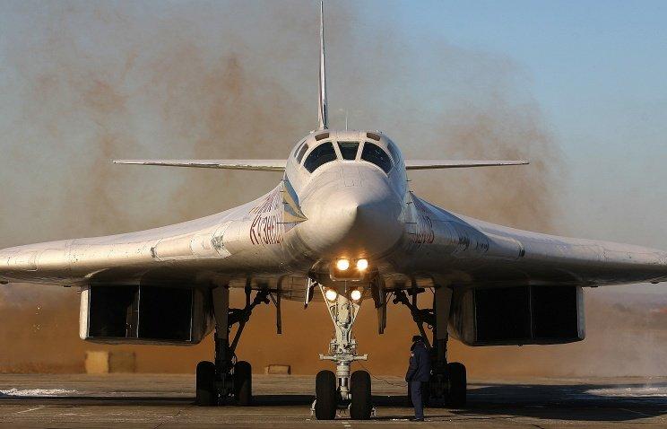 Ту-160 © ИТАР-ТАСС/Дмитрий Рогулин