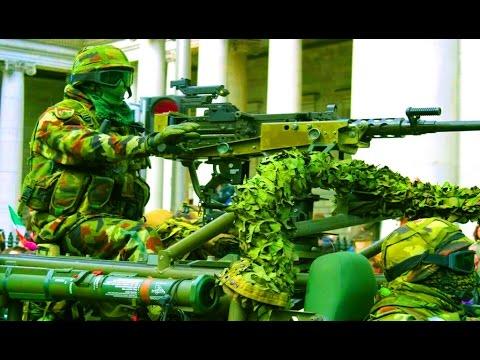 Международные частные военные компании — кто они?