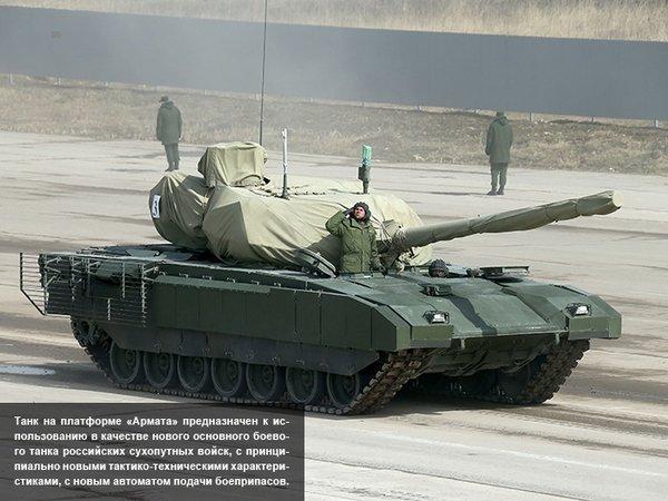 "танк ""Армата"""