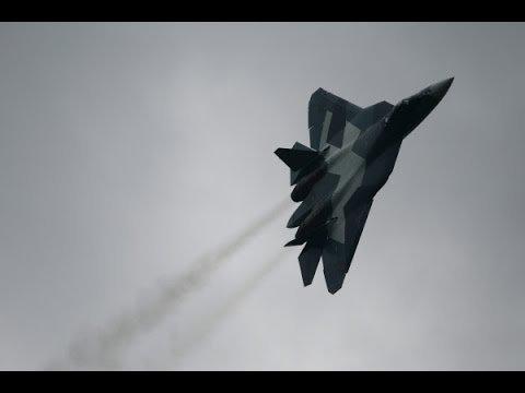 Воздушный бой Т-50 против Raptor: раскрыта тайна новейшего российского истребителя