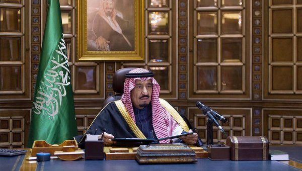 © AP Photo/ Saudi Press Agency