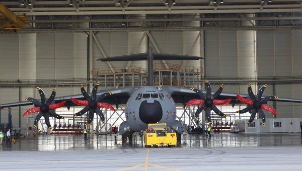 © Фото: Airbus Military