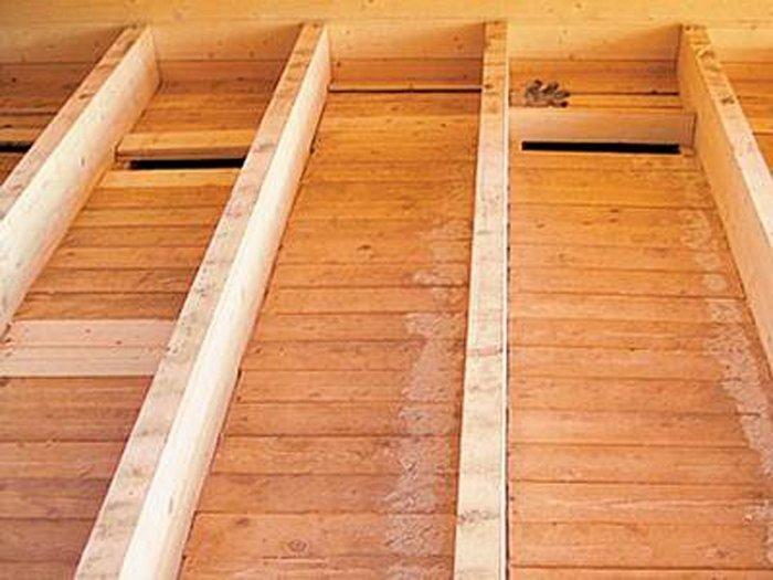 Полы на даче своими руками варианты укладки лаг