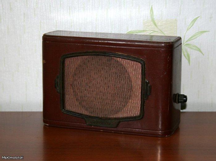 """Громкоговоритель - радиоточка ВОРОНЕЖ артель """"Универтруд"""". 1950-е"""