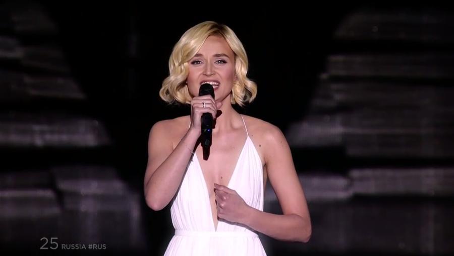 Фото: © скриншот видео YouTube /Eurovision Song Contest
