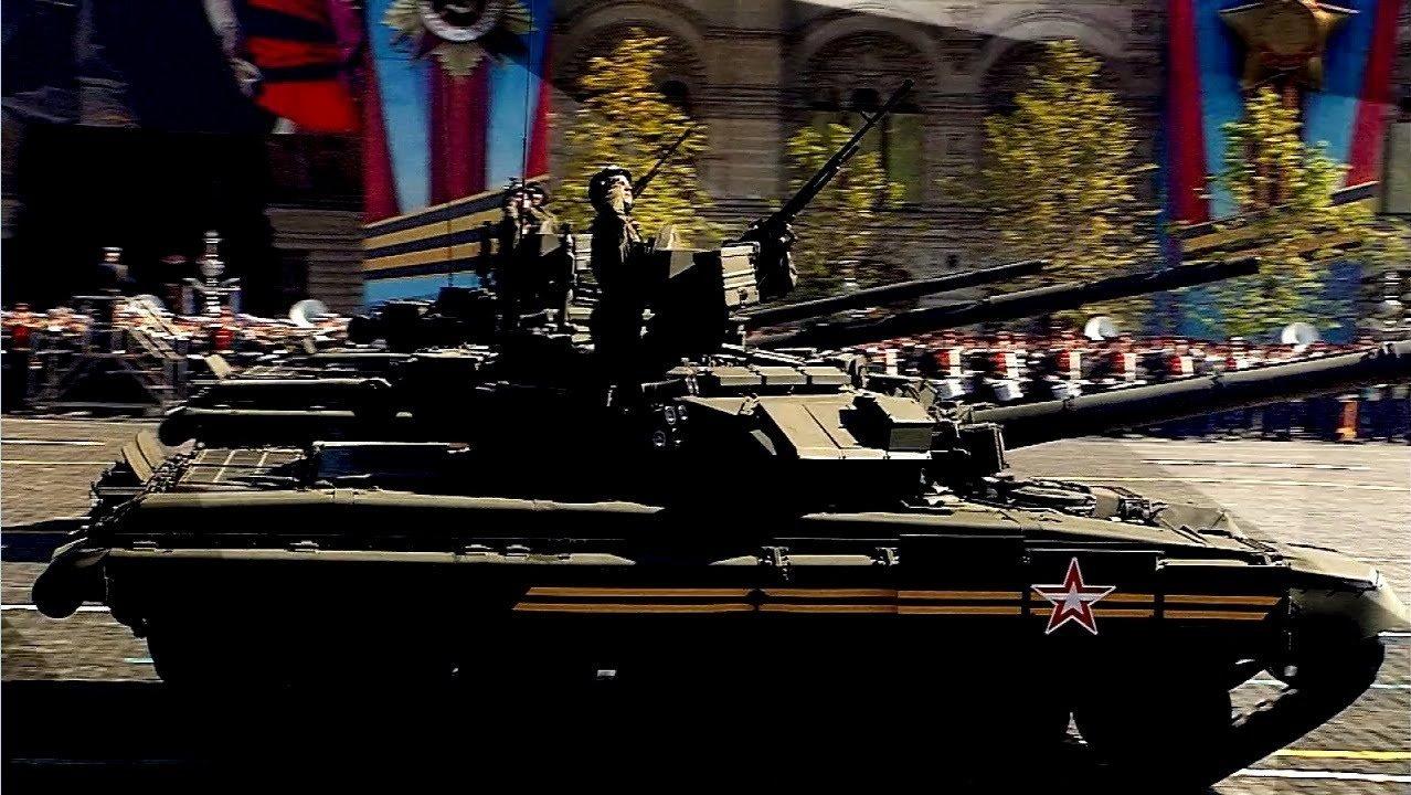9 мая 2015 — Парад Победы на Красной Площади. Прямая трансляция