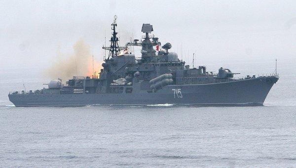© Фото: Пресс-служба Тихоокеанского флот