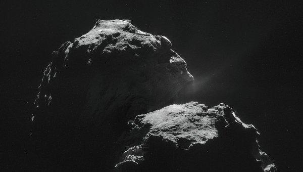 © Фото: ESA/Rosetta/NAVCAM, CC BY-SA 3.0 IGO