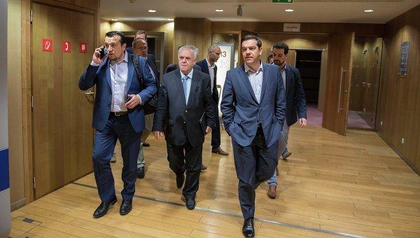 © Фото: предоставлено пресс-службой премьер-министра Греции