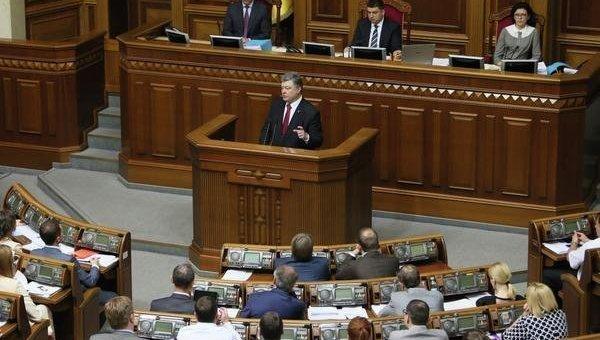 Twitter Петра Порошенко