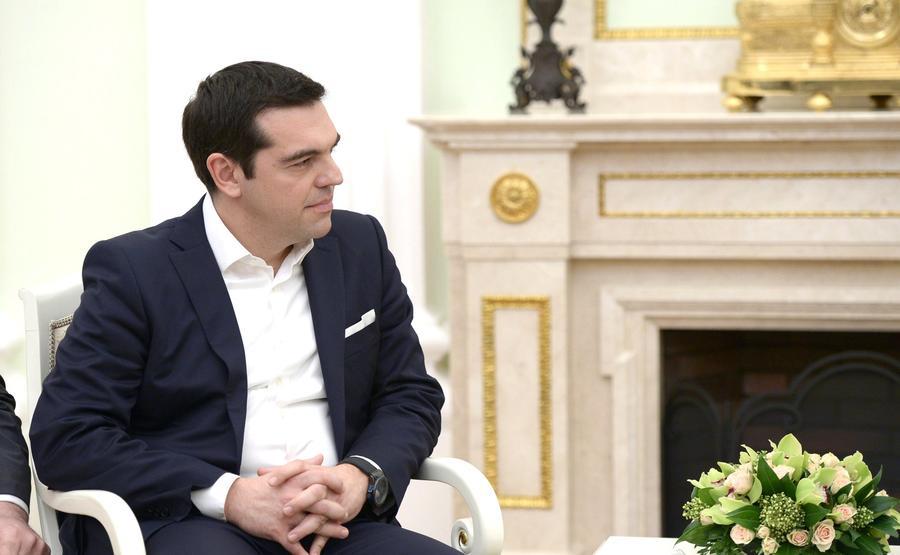 Алексис Ципрас призвал греков проголосовать против ультиматума кредиторов фото: © пресс-служба президента РФ