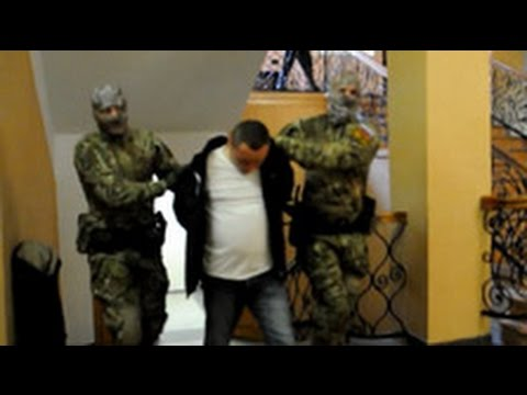 Российские спецслужбы задержали литовского шпиона