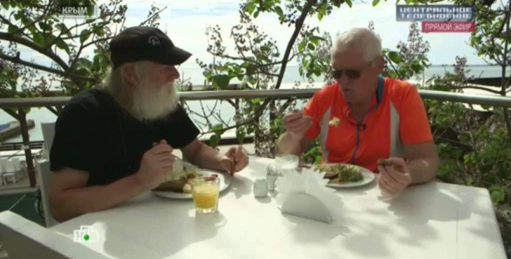 Вокруг Крыма за 20 дней: германские пожилые люди бросили вызов европейской пропаганде