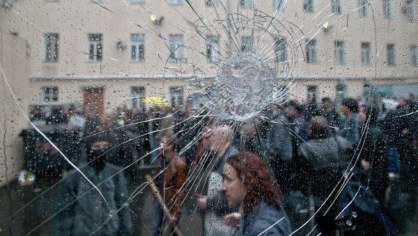© AP Photo/ Vadim Ghirda