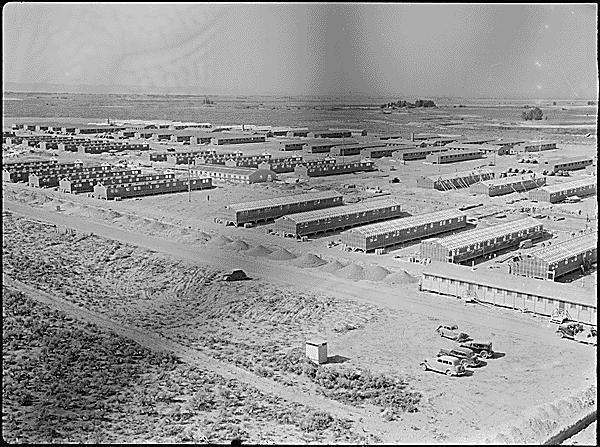 Концентрационный лагерь Минидока (Айдахо, США)