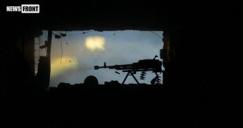 «Донбасс. На линии огня». Фильм 10-й: «Непокоренный». Документальный проект NewsFront