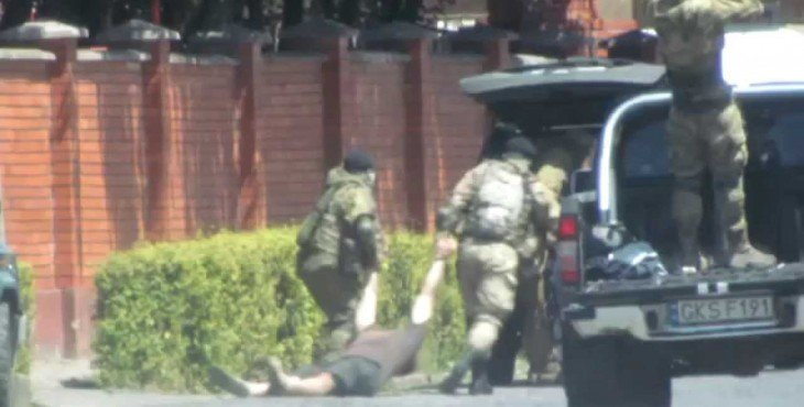 Порошенко «слил» новую запись бойни «Правого сектора» в Мукачево