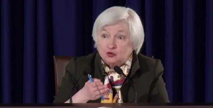 США: Журналиста WSJ выгнали с работы, после того, как он задал неудобные вопросы главе ФРС