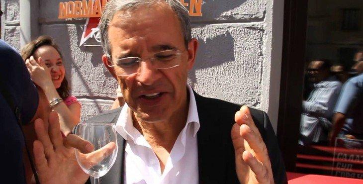 Тьерри Мариани рассказал о футболке «OBAMA CHMO»