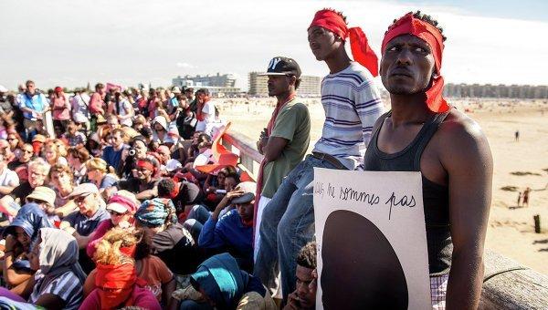© AFP 2015/ Philippe Huguen