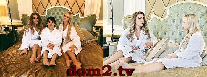 От участника «Дома-2» Ильи Яббарова беременны сразу две девушки