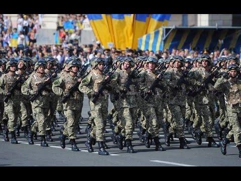 У бойцов украинской армии после парада в Киеве забрали новую форму