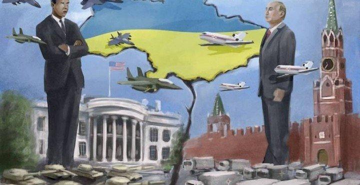 сша путин украина