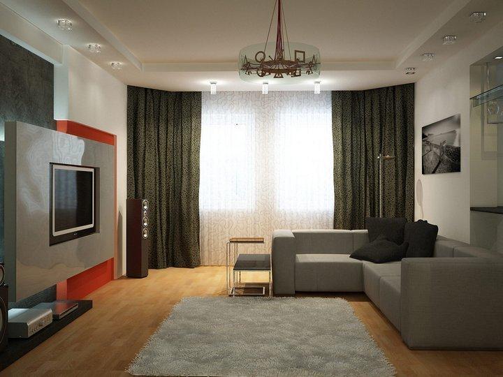 Сделать ремонт в однокомнатной квартире своими руками фото