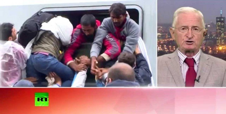 Бывший глава МИД Югославии: Европа сама виновата в миграционном кризисе
