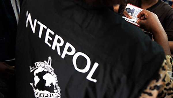 © AP Photo/ Interpol
